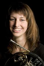 Gabrielle Finck, horn